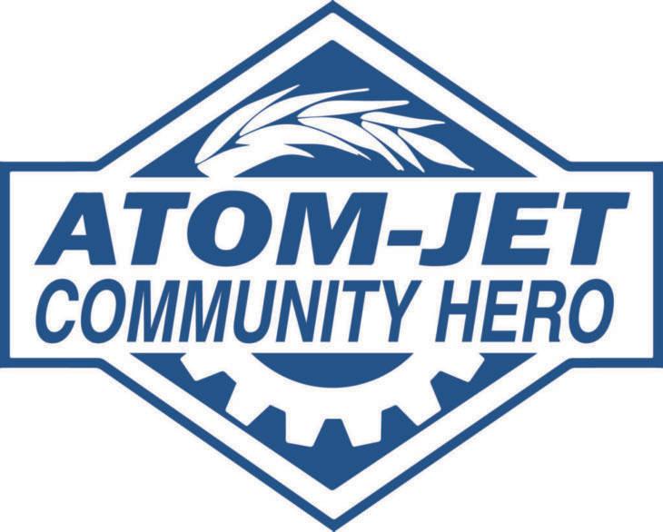 Atom-Jet Community Hero